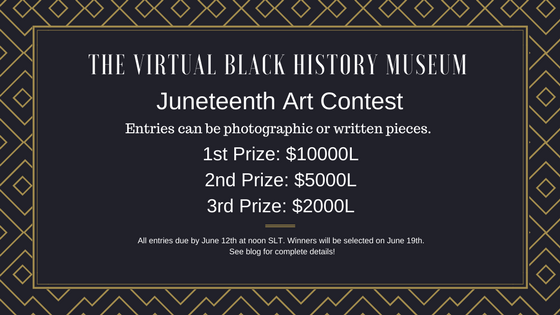 Juneteenth Contest